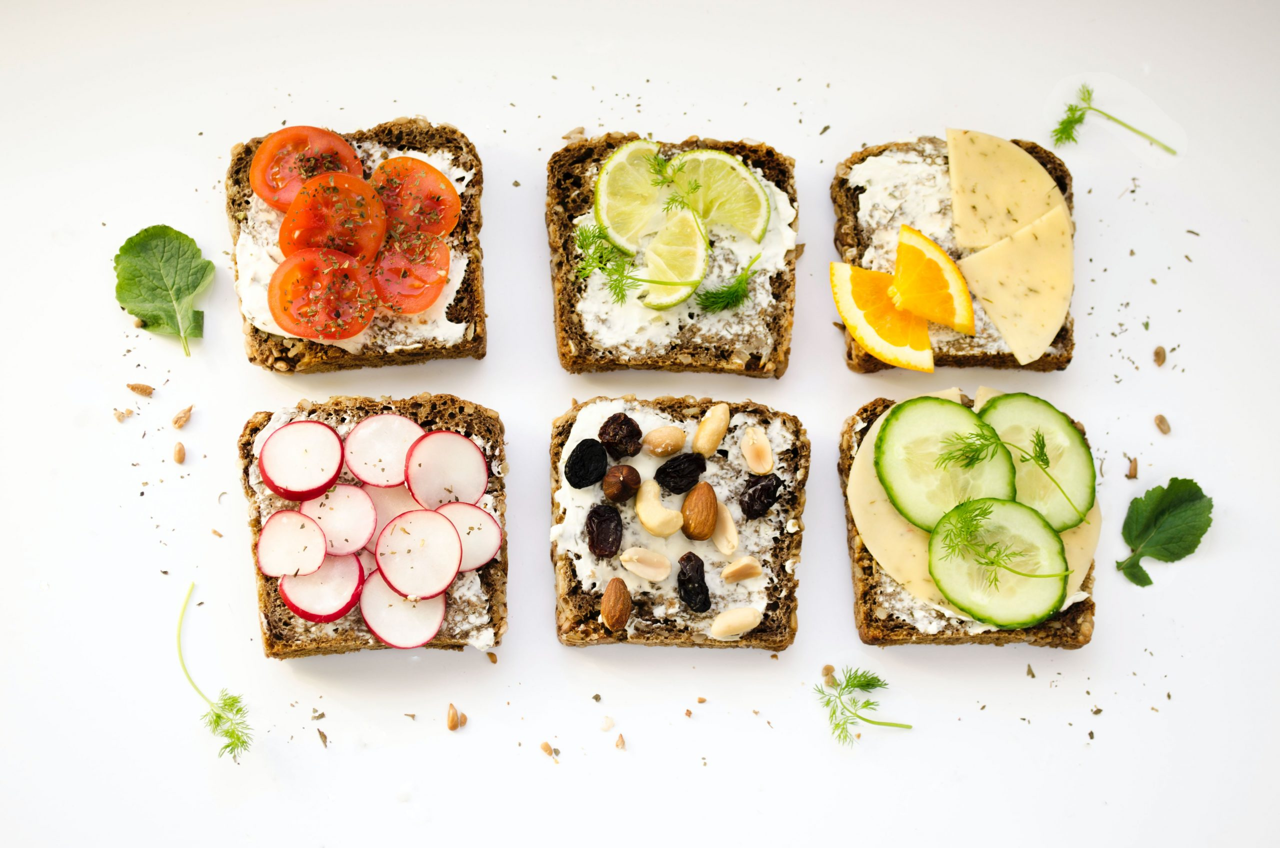 Healthy foods for busy women
