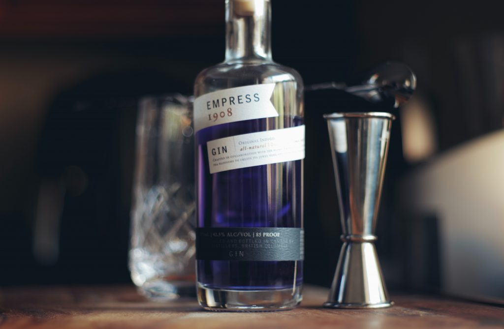 Use Empress Gin for your next summer cocktail