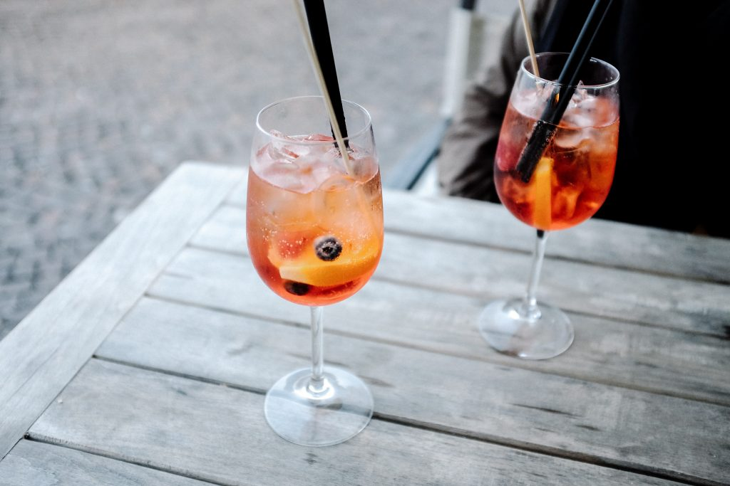 And Aperol spritz is the best summer cocktail